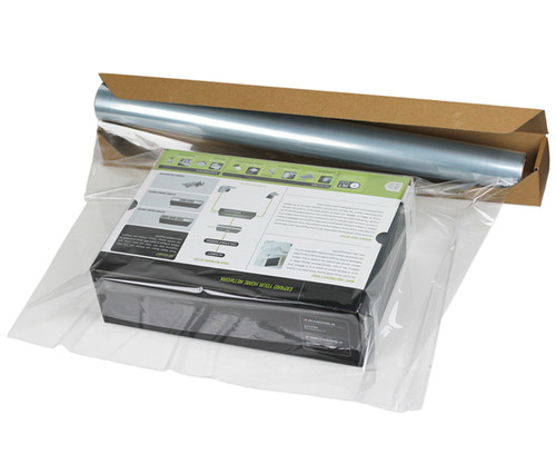Clear Centerfold Shrink Film