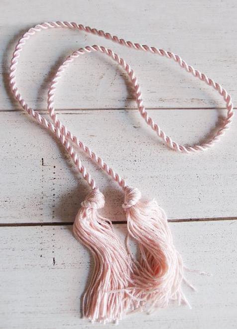 """Pink Tassels 26"""""""