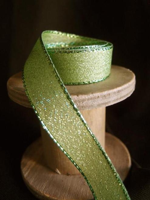 Kiwi Shimmery Ribbon