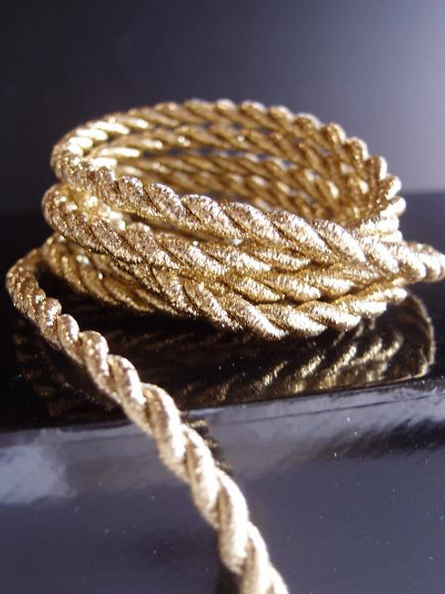 Gold Rope 5.5mm x 10Y