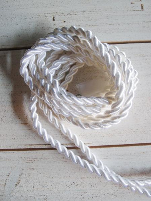 White Rope 5.5mm x 10Y