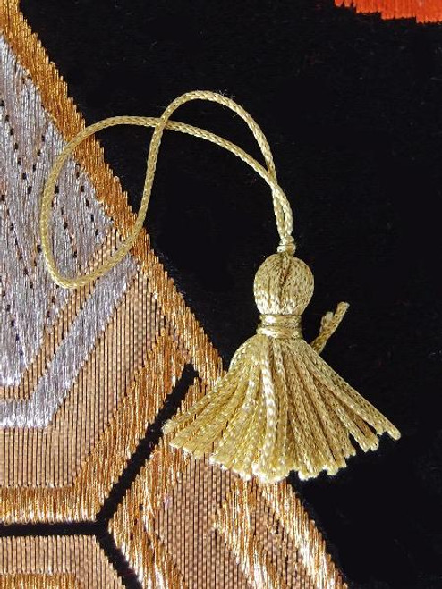 Gold Mini Tassels  1""