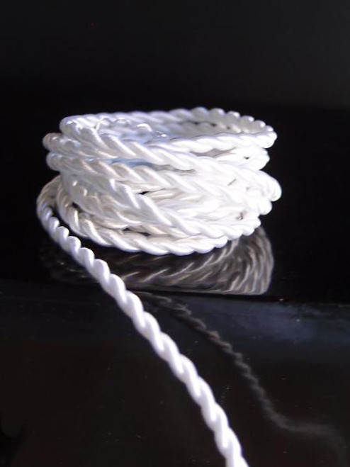 White Rope 2.5mm x 20Y