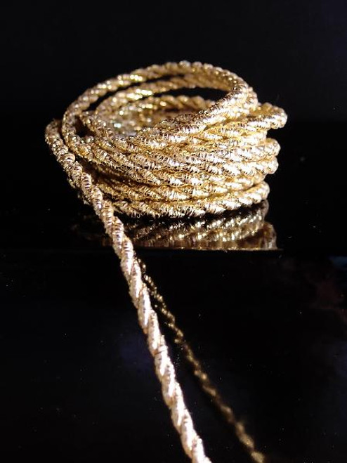 Gold Rope 2.5mm x 20Y