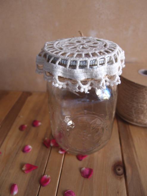 Crochet Lace Round Doily