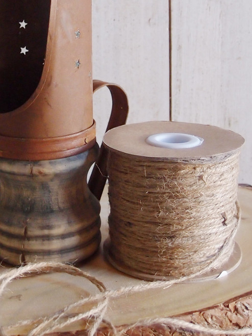 Natural Burlap Twine Cord 2mm