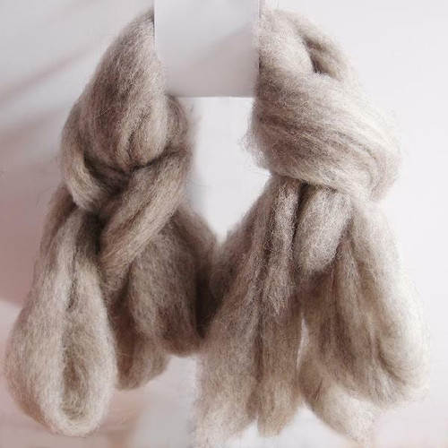 Wool Roving Fiber Gray, Wholesale Wool Roving Fiber | Packaging Decor