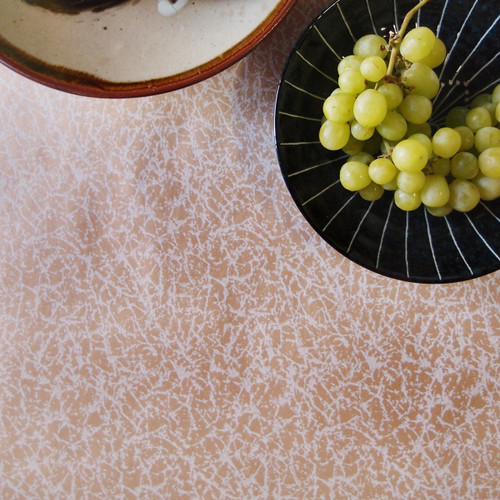 """20"""" x 10 yards Kraft Paper White Texture Disposable Table Runner By The Roll"""