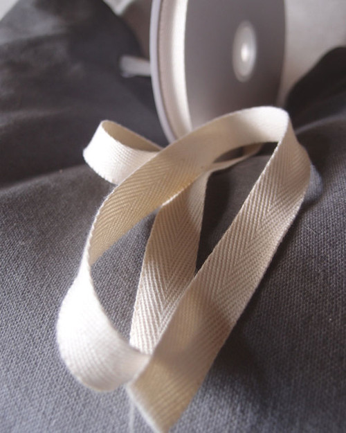 Natural Cotton Ribbon (4 sizes)