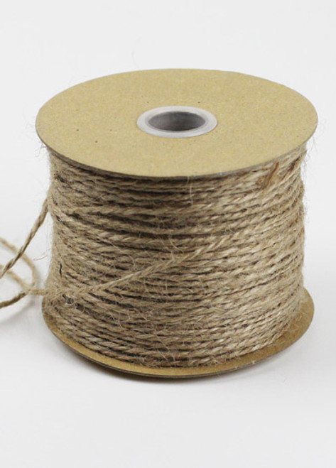 Natural Burlap Jute Cord 1.5mm
