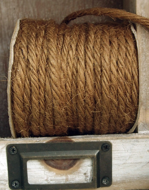 Sable Burlap Jute Cord 3.5mm