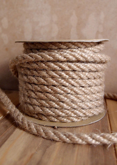 Natural Jute Rope 6mm