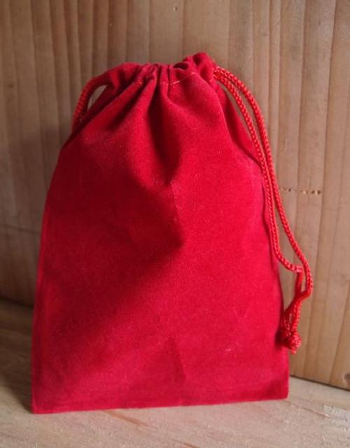 Red Velvet Bags (4 sizes)