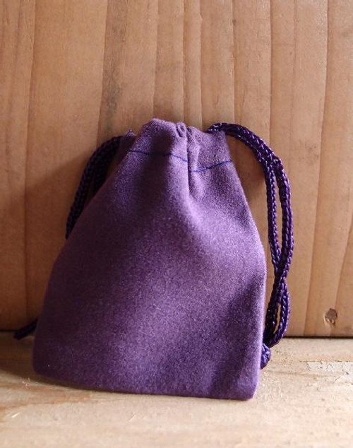 Purple Velvet Bags (4 sizes)