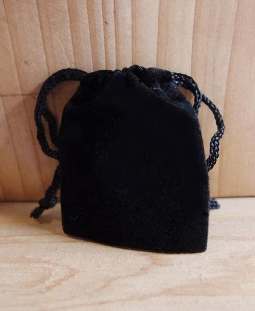 Black Velvet Bags (4 sizes)