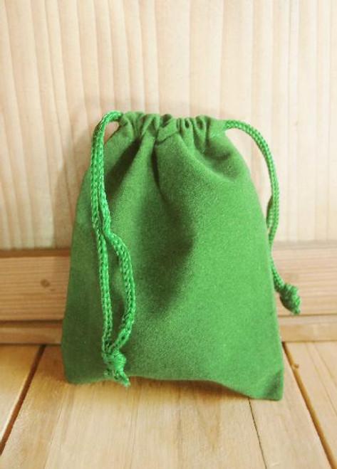Citrus Velvet Bags (3 sizes)