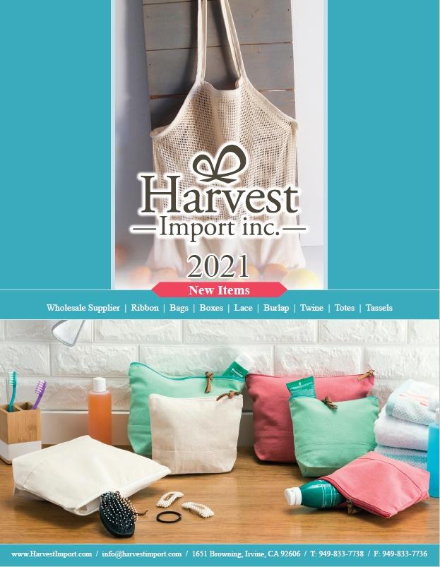 2021 Harvest Import Catalog