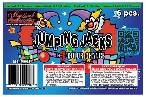 Jumping Jacks (6 pk)