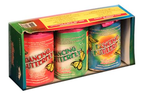 Dancing Butterfly - (3 pk)
