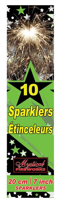"7"" Sparklers"