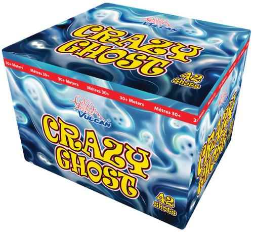 Crazy Ghosts