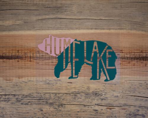 Hume Bear Sticker