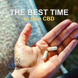 When is the Best Time of Day to Take CBD?