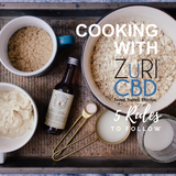 Cooking with CBD: 5 Rules to Follow
