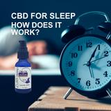 CBD for Sleep: How does it work?