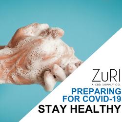 Prepare for COVID-19: Stay Healthy