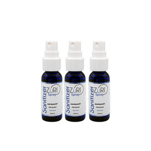 Sanitizer Spray 3 Pack