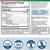 ZuRI CBD Gummies Assorted Flavor Nutrition Facts
