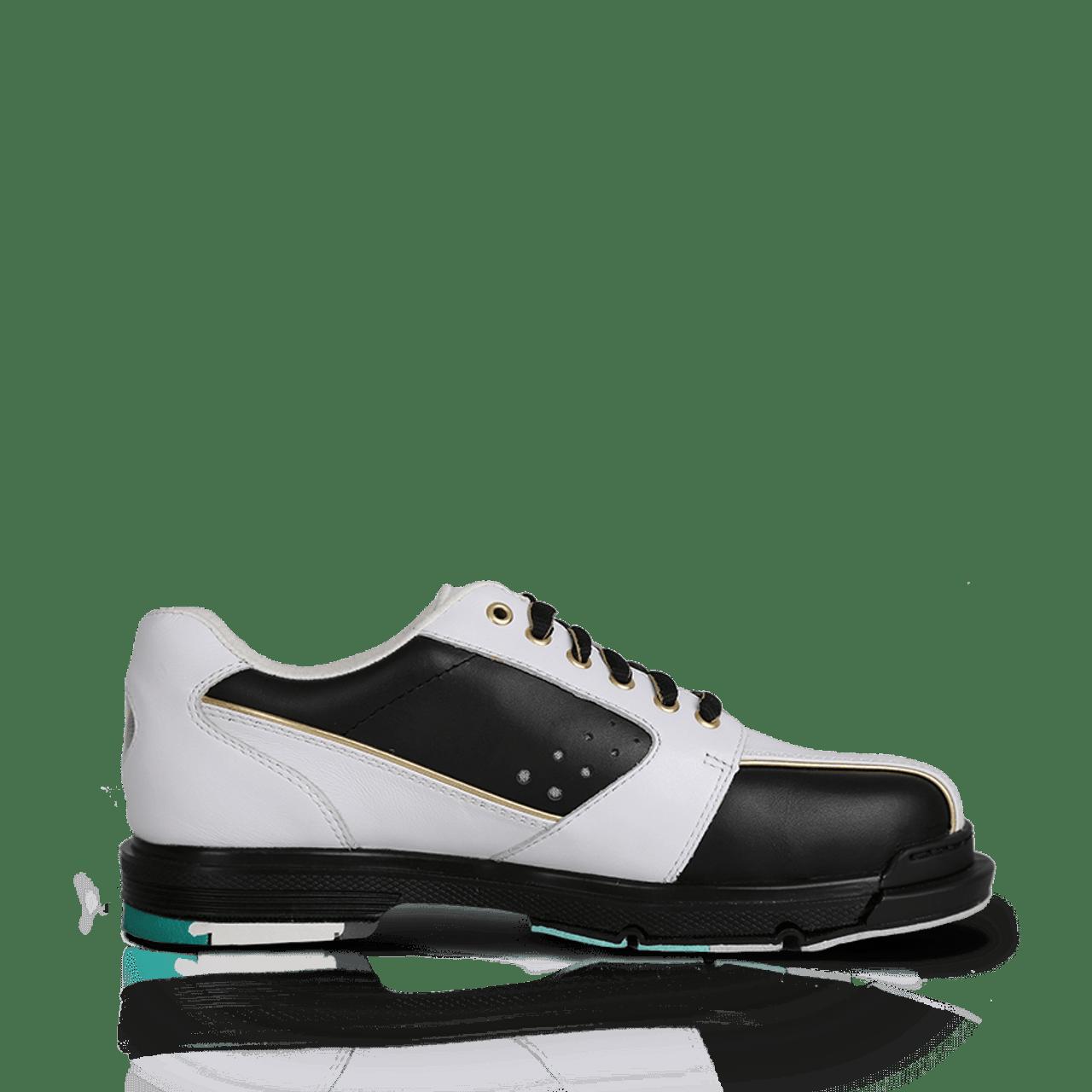 f5b871cb4ea83c ... Storm SP3 Womens Bowling Shoes White Black Gold WIDE ...