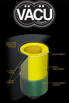 Vise Vacu Insert Sleeve - 5 Pack