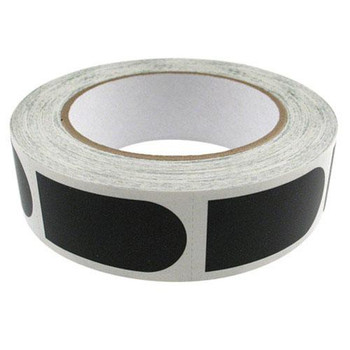 """Storm Black Smooth 3/4"""" Bowling Tape - 500 Roll"""