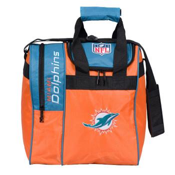 Miami Dolphins Single Tote
