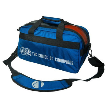 Vise 2 Ball Tote Blue