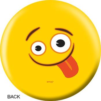 OTBB Emoji Yellow Faces Bowling Ball