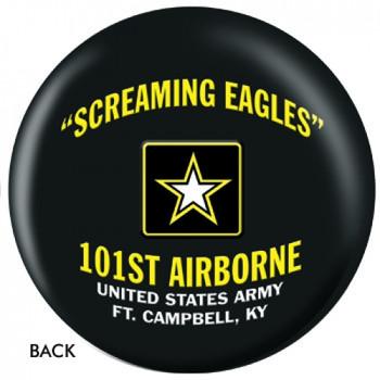 OTBB U.S. 101st Airborne Bowling Ball