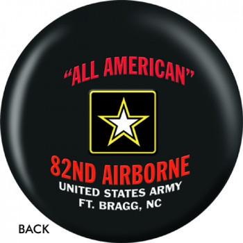 OTBB U.S. 82nd Airborne Bowling Ball