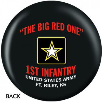 OTBB U.S. 1st Infantry Bowling Ball