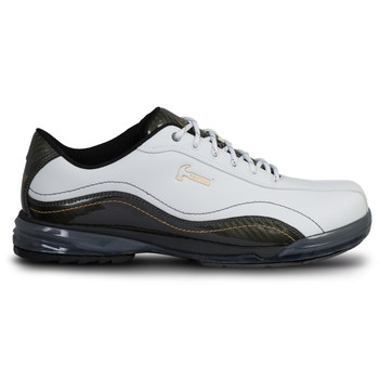1089b586d9f Hammer Force Mens Bowling Shoes White Carbon Right Handed
