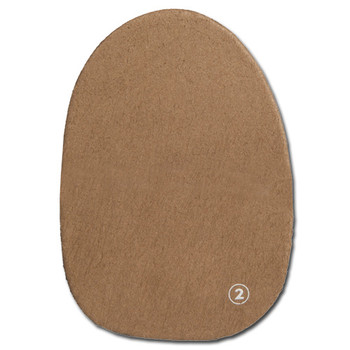 62c90b2471809 KR Strikeforce Universal Replacement Sole - Brown Suede (S2)