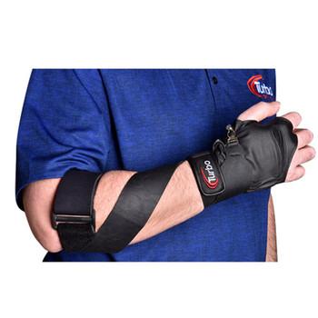 Turbo Wrist Restrictor on hand