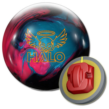 24d74316e2 Roto Grip Halo Pearl Bowling Ball and Core ...