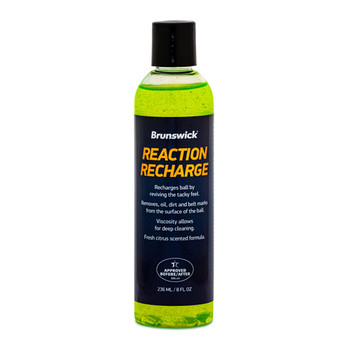 Brunswick Reaction Recharge Bowling Ball Cleaner - 8 oz