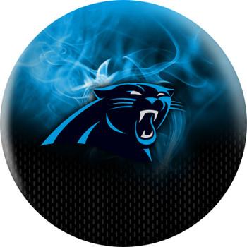 OTBB Carolina Panthers Bowling Ball