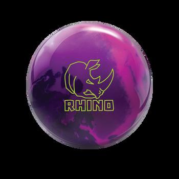 Brunswick Rhino Bowling Ball - Magenta/Purple/Navy