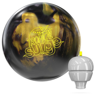 Storm Tropical Surge Bowling Ball Gold/Black and Core