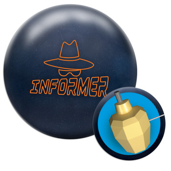 Radical Informer Bowling Ball and Core
